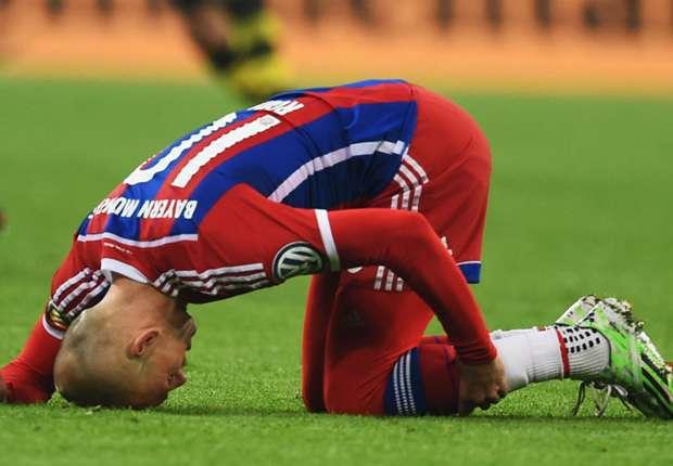 Bayern Munchen Arjen Robben