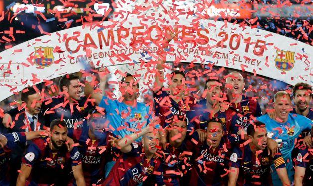 Copa del Rey 2015