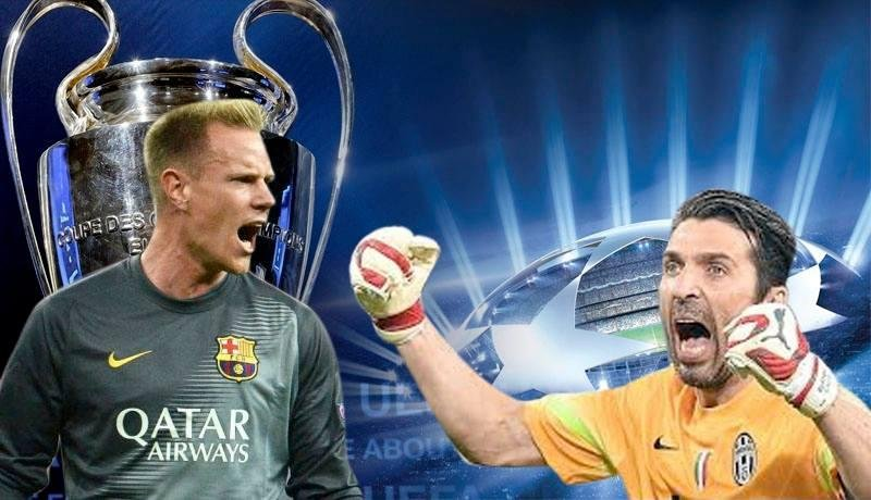 Ter Stegen vs Buffon