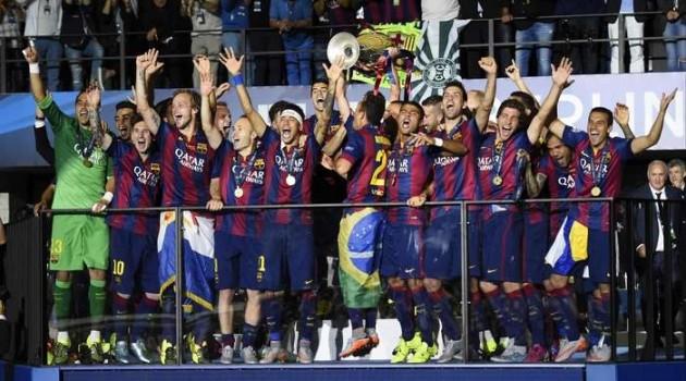 Barca Juara Liga Champions
