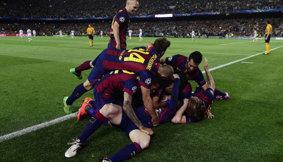 Barcelona vs Bayern Muenchen 3-0
