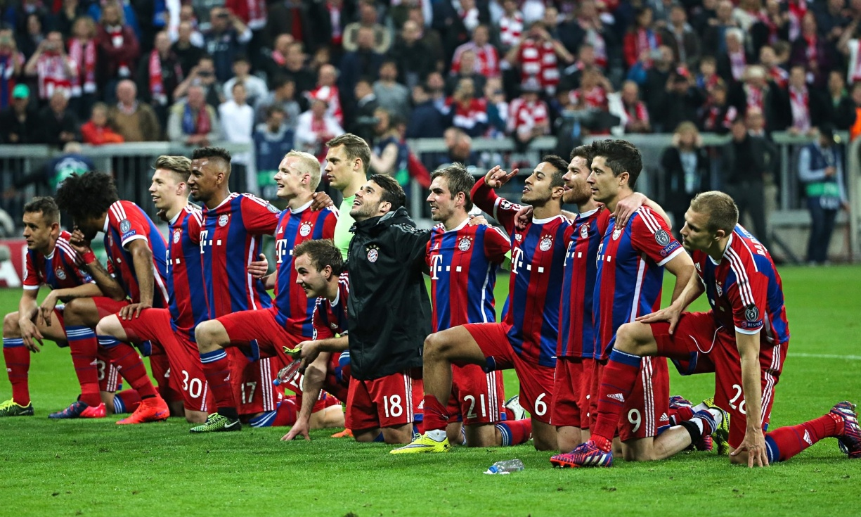 Bayern Munchen Juara Liga Jerman