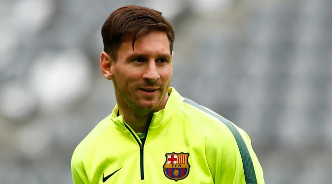 Lionel Messi_Barcelona
