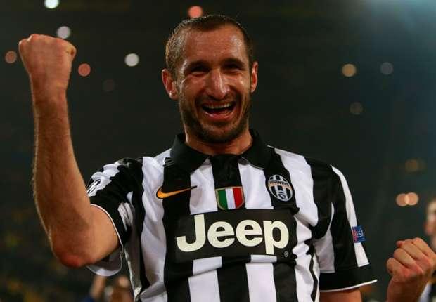 Giorgio Chiellini- Juventus
