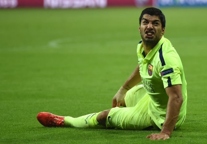 Luis Suarez-Barcelona