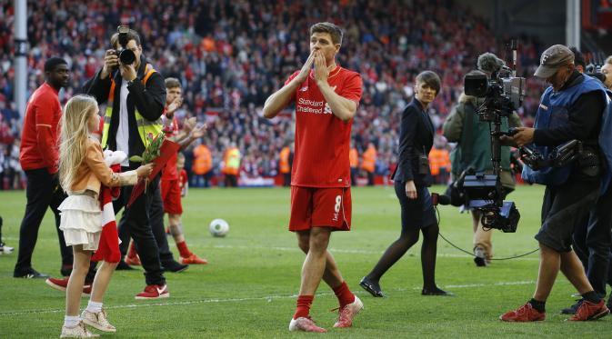 Steven Gerrard_Liverpool