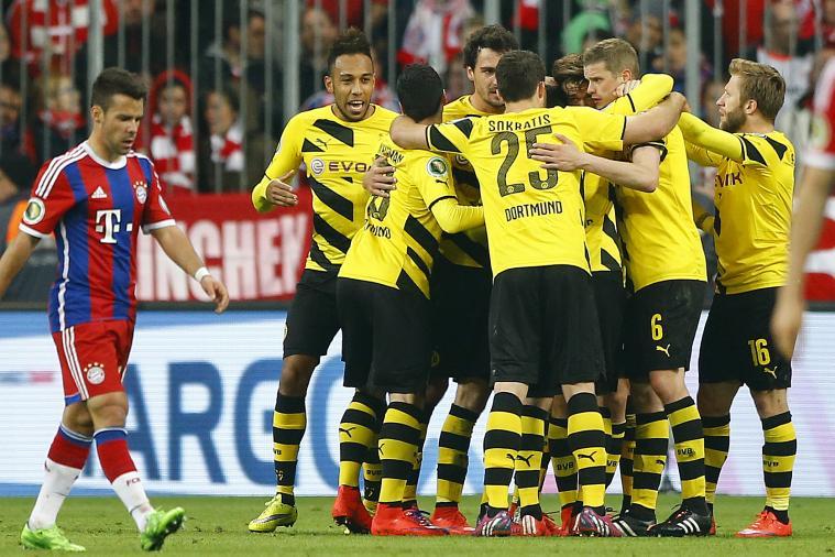 Bayern Munich vs Borrusia Dortmund