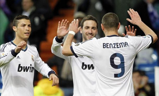 Trio Real Madrid