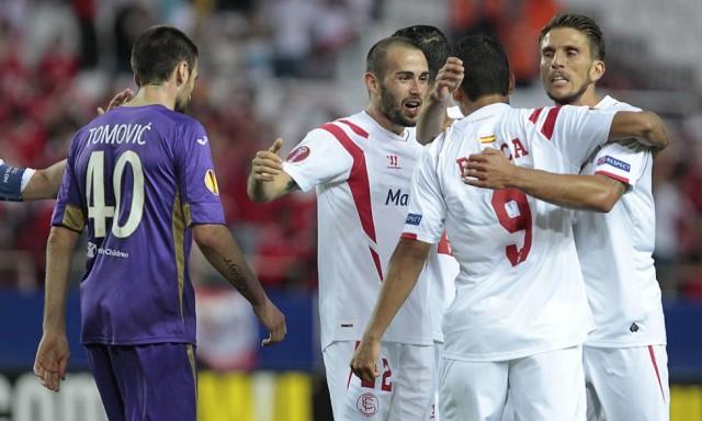 Sevilla vs Fiorentina