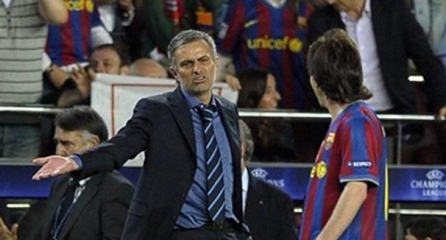 Messi-Mourinho